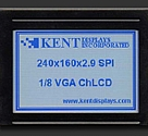 Kent displays - No power display