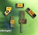 Military Custom High-Rel Precision Resistor Networks