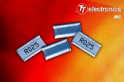High Power Current Sense Resistor Qualified for Military, Aerospace Electronics (Enlarge)